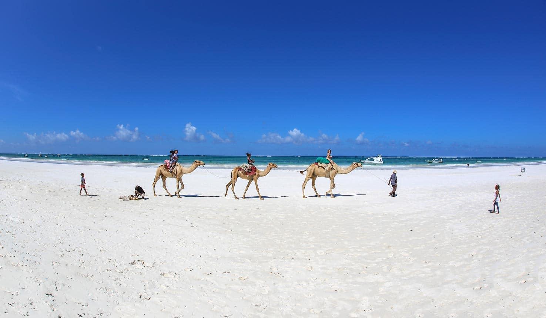 5 Days Mombasa Kenya Beach Holiday