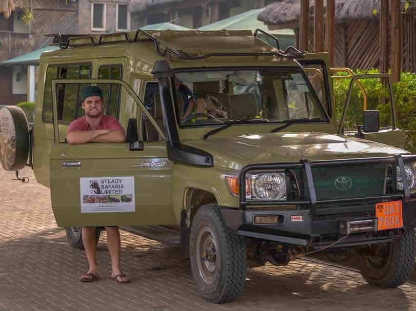 About us Steady Safaris Limited